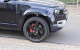 Land Rover Defender V8 Nurburgring wheel