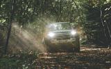 Britain's Best Car Awards 2020 - Land Rover Defender off-road