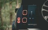 Britain's Best Car Awards 2020 - Land Rover Defender rear lights