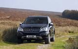 Used car buying guide: Mercedes-Benz M-Class - front