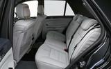 Used car buying guide: Mercedes-Benz M-Class - rear seats
