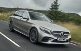 Mercedes-Benz C-Class C200 AMG Line Estate 2018 review
