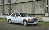 Large 9102 Mercedes Benz190E