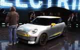 Mini Electric concept Frankfurt motor show