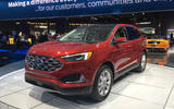 Ford Edge facelift