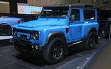 Kahn-tuned Land Rover Defender