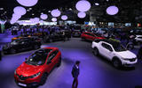 Renault's stand at Geneva Motor Show