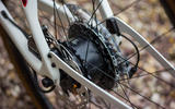 Le Mond Prolog's rear hub motor is sourced from Mahle