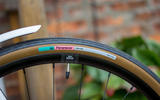 Wide tyre clearances add to LeMond Prolog's do-anything ability