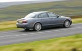 Jaguar S-Type rear