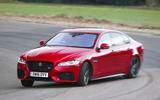 Jaguar XF long-term test review