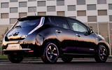 Nissan Leaf Black Edition revealed