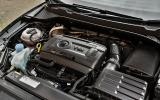 2.0-litre Seat Leon Cupra engineSe