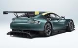 2020 Aston Martin Vantage Legacy Collection