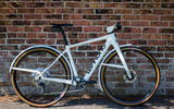 Carbonfibre abounds on LeMond Prolog; total bike weight is a tiny 11.8kg