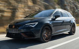 Seat Leon Cupra R ST revealed
