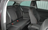 Nearly-new buying guide: Seat Leon - rear seats