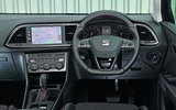Nearly-new buying guide: Seat Leon - steering wheel
