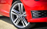 17in Seat Leon Cupra alloys
