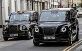 LEVC TX London black cab now testing on capital's roads