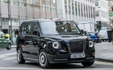 LEVC TX London black cab now testing on capital's roads