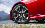 Lexus LC500 alloy wheels