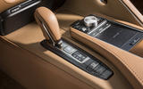 Lexus LC500 automatic gearbox