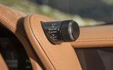 Lexus LC500 dynamic controls