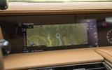 Lexus LC500 infotainment system