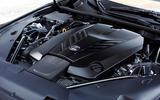 2017 Lexus LC 500 Sport+ review V8 engine