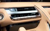 2017 Lexus LC 500 Sport+ review interior