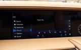2017 Lexus LC 500 Sport+ review sat-nav