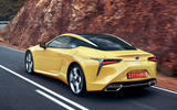 2017 Lexus LC 500 Sport+ review