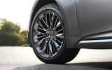 Lexus LS 500h alloy wheels
