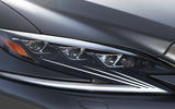 Lexus LS 500h LED headlights