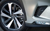 Lexus NX alloy wheels