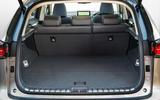 Lexus NX boot space
