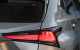 Lexus NX rear lights