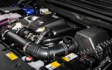 2.0-litre Lexus NX200t petrol engine