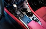 Lexus RX F Sport 2019 central console