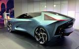 Lexus LF-30 concept at Tokyo motor show - rear
