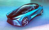 Lexus LF-30 concept - nose