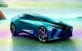 Lexus LF-30 concept - front
