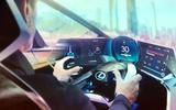 Lexus LF-30 concept - dashboard