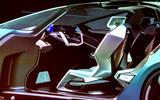 Lexus LF-30 concept - interior