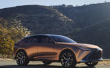 Lexus LF-1 Limitless shows inspiration for future flagship SUV