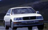 1997 Mk1 XF10 Lexus LS 400