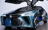 Lexus LF-30 concept - studio