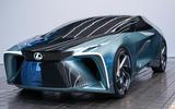 Lexus LF-30 concept - front studio