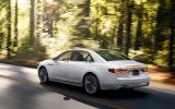 2017 Lincoln Continental Detroit show revealed